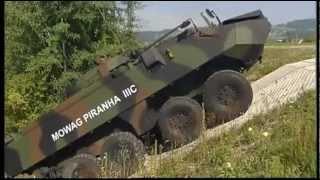 getlinkyoutube.com-ピラーニャ IIIC 8×8 装輪装甲車