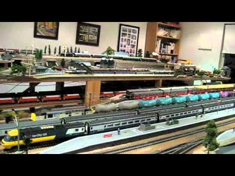 BR 1980's Model Train Railway Part 14