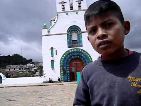 Niño chamula