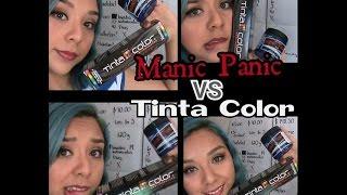 getlinkyoutube.com-MANIC PANIC VS TINTA COLOR (Reseña)