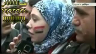 getlinkyoutube.com-تحرش مسخره شبيحة بشار الاسد