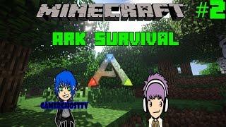 getlinkyoutube.com-Minecraft Mod ARK Survival Craft Part 2 นี่มันสายเขียว [โกสคุง]
