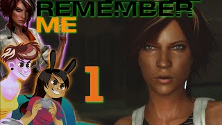 REMEMBER ME - 2 Girls 1 Let's Play Part 1: My Name is Nilin