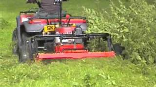 Quad-X Medium Duty Wildcut