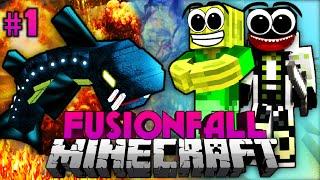 getlinkyoutube.com-Ein MYSTISCHES Abenteuer - Minecraft Fusionfall #001 [Deutsch/HD]