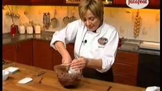getlinkyoutube.com-ماكرون الشوكولا - حورية المطبخ