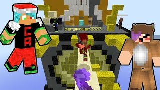 getlinkyoutube.com-Minecraft / Egg Wars Minigame / Radiojh Games