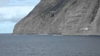 getlinkyoutube.com-Last helicopter to leave Tristan da Cunha