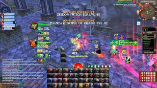 getlinkyoutube.com-Grouped RR100 Slayer Crystalyst - Warhammer Online