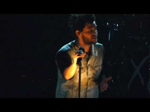 The Weeknd - Wicked Games (Live in Paris June 2012, the last song)