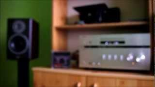 getlinkyoutube.com-My Hi-Fi System - Dynaudio DM 2/7, Yamaha A-S500 CD-S300