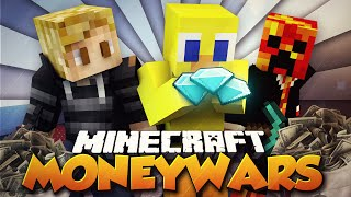 """getlinkyoutube.com-Minecraft MONEY WARS """"BEST TEAM EVER!"""" #26 w/ PrestonPlayz, Kenny & Choco"""