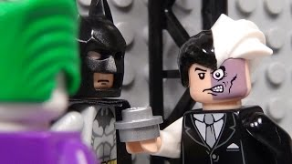 Lego Batman- Arkham Aslyum Breakout