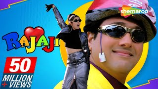 Rajaji (1999){HD} - Govinda - Raveena Tandon - Hindi Full Comedy Movie - (With Eng Subtitles) width=