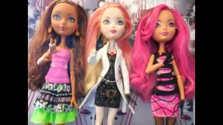 Meghan Trainor- Lips Are Movin' (an Ever After High stop motion music video)
