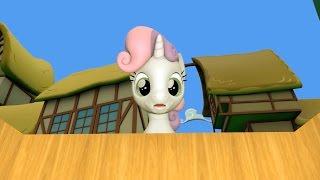 getlinkyoutube.com-Cursed Pony Magic: Sweetie Belle