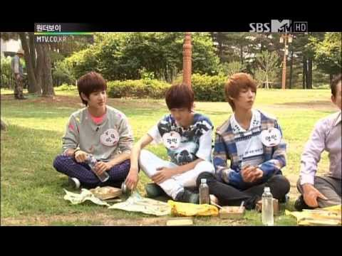 120702 BOYFRIEND - WONDER BOY EP.02 HD