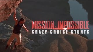 getlinkyoutube.com-How Tom Cruise's Mission Impossible Stunts Got Crazier and Crazier