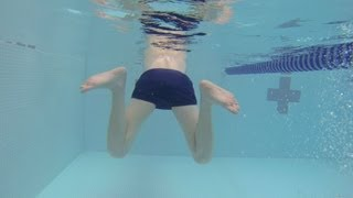getlinkyoutube.com-How to Do a Breaststroke Kick | Swimming Lessons