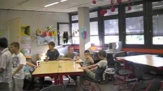 A day in my German School
