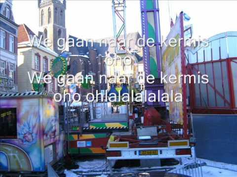 We Gaan Naar De Kermis de Wolter Kroes Letra y Video