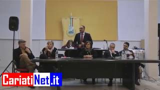 Consiglio comunale del 30 dicembre 2017