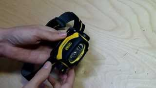 getlinkyoutube.com-Petzl PIXA 3 Headlamp Review