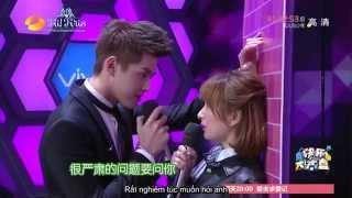 getlinkyoutube.com-[VIETSUB] 150606 - Happy Camp Wu Yifan Cut