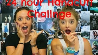 The 24 Hour Handcuff Challenge