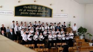 getlinkyoutube.com-Вот Агнец непорочный - хор страшенской церкви