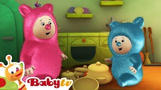 getlinkyoutube.com-Billy Bam Bam Making Music with Cymbals | BabyTV