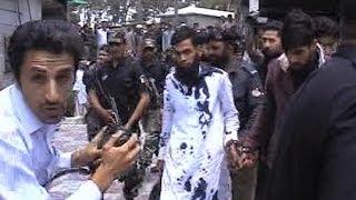 getlinkyoutube.com-Dunya News - Mansehra gang-rape accused sent on four-day remand