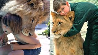 getlinkyoutube.com-5 Niños Que Fueron Criados Por Animales