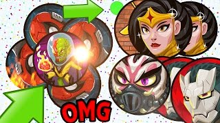 getlinkyoutube.com-INSANE *NEW* COUNTERBAIT TRICK // DOUBLING MASS WITH BAIT! #UNCUT EPIC AGARIO GAMEPLAY!