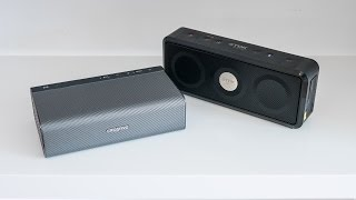 getlinkyoutube.com-Soundblaster Roar SR20A vs. TDK A33