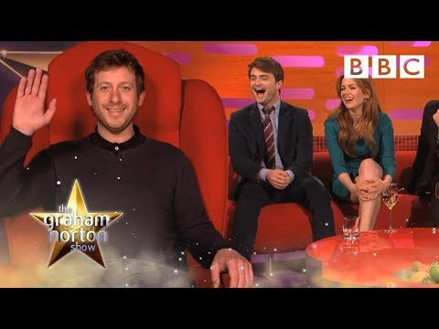 Red Chair Story: James and the Limo - The Graham Norton Show: preview - BBC One