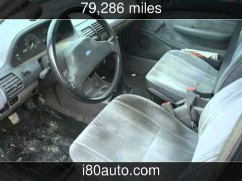 1993 ford escort problems online manuals and repair for Electric motor repair omaha nebraska