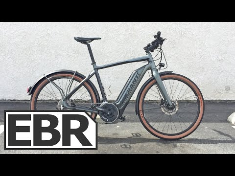 Giant Quick-E+ Video Review - Great Value, Lots of Dealers, 28 mph