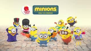 getlinkyoutube.com-McDonald's Minion Madness