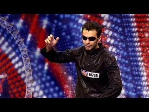 Matrix Breakdance
