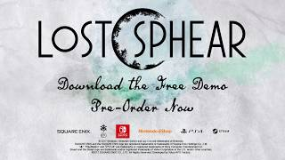 Lost Sphear - Demó Trailer
