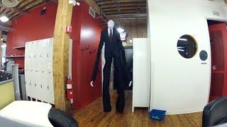 getlinkyoutube.com-Slender Man - Halloween 2013