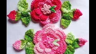 getlinkyoutube.com-🔴diy ROSA INVERTIDA - Passo a passo