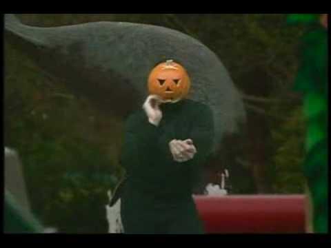 The Pumpkin Dance