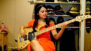 getlinkyoutube.com-Stomp- The Brothers Johnson bass cover