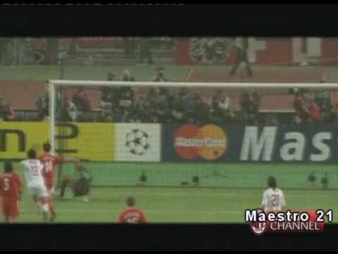 Highlights AC Milan 3-3 Liverpool - 25/5/2005