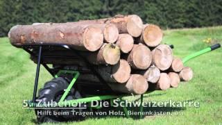 getlinkyoutube.com-Die Elektro-Schubkarre - die Schubkarre mit Motor