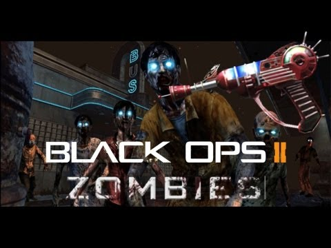 &quot;BLACK OPS 2 ZOMBIES&quot; Weapons List - ALL Guns &amp; Grenades! - (Call of Duty BO2 Zombies)