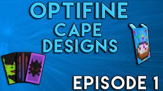 getlinkyoutube.com-6 Cool OptiFine Cape Designs | Episode 1