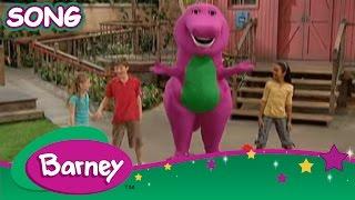 getlinkyoutube.com-Barney - The Friendship Song (SING ALONG)